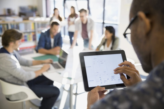 What impact does technology have on business culture?