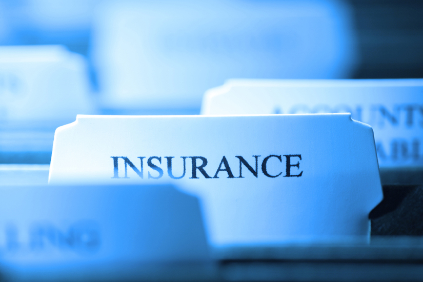 What happens with liability of the insurer for the insolvent insured's debt