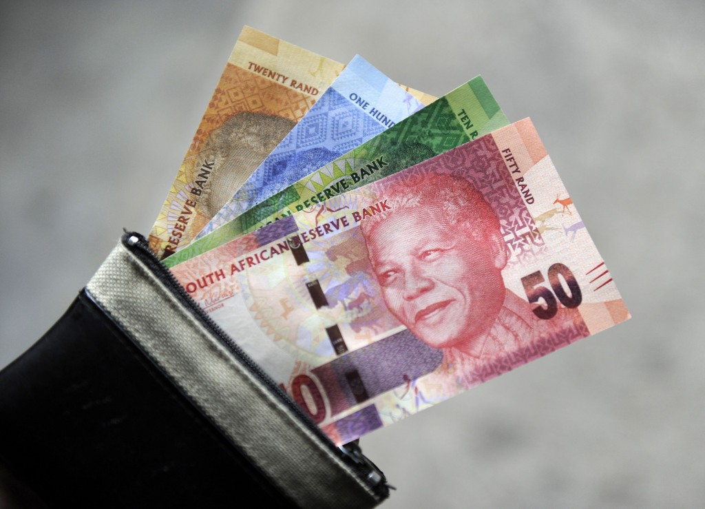 What is the national minimum wage in South Africa